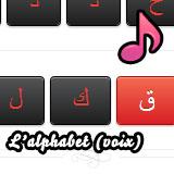 Ecoutez et apprenez l'alphabet !