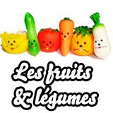 Testez votre vocabulaire (les fruits & légumes)